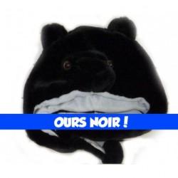 Bonnet Ours Noir