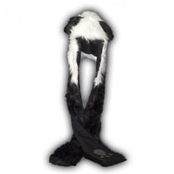 Bonnet Fourrure Panda