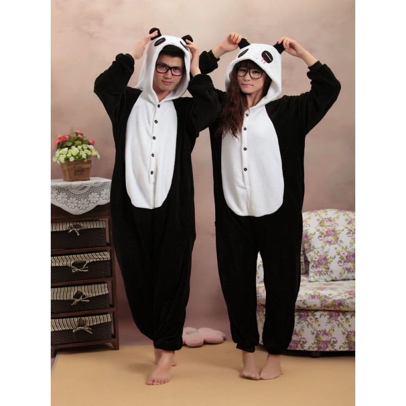 grenouill re panda pour adulte homme femme pyjamas animaux rigolos kigurumi. Black Bedroom Furniture Sets. Home Design Ideas