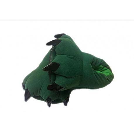 Chaussons Vert Dragon