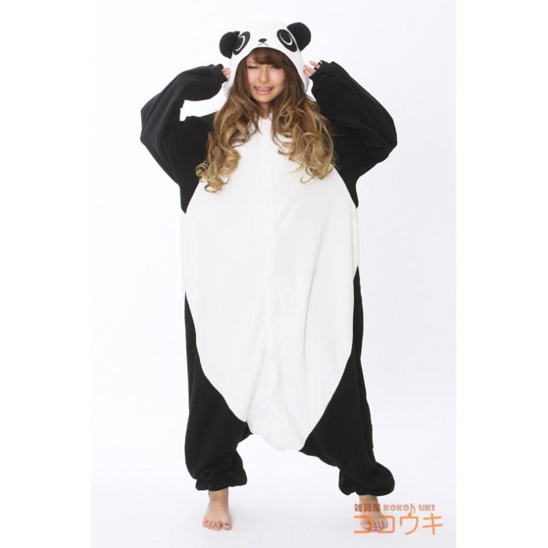 prix abordable prix officiel gamme exclusive Grenouillère Panda pour Adulte (Homme / Femme) | Pyjamas ...