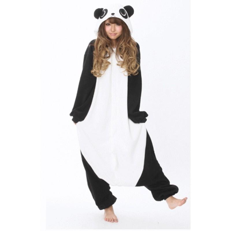 9722429ac101b Grenouillère Panda pour Adulte (Homme / Femme) | Pyjamas Animaux ...