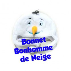 Bonnet Bonhomme de Neige