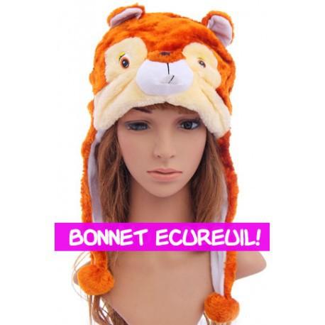 Bonnet Ecureuil